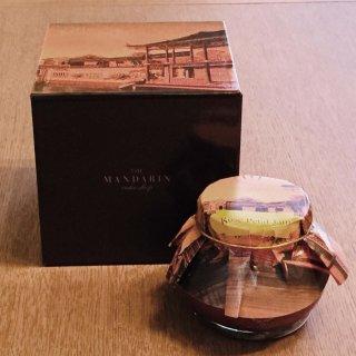 最上級の優雅さ!マンダリンオリエンタルホテル香港限定「ローズ・ペタル・ジャム」