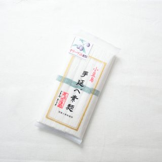小豆島で生まれた太さが絶妙でのびない、岡上食品の「ひやむぎ」