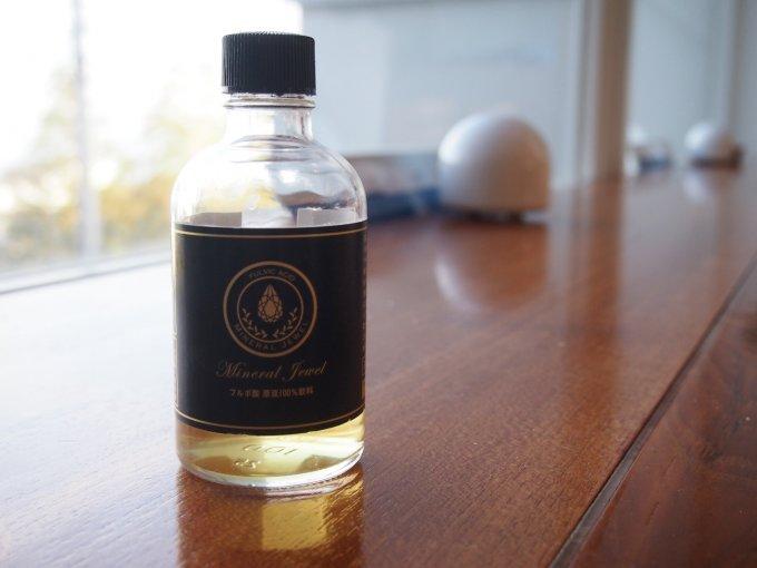 ミネラル吸収と毒素排出サイクルを整える注目のフルボ酸100%飲料ミネラルジュエル