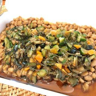 いつものタレもいいけれど!夏にあっさりと楽しむ納豆と合わせたい変り種調味料