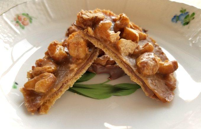 食べてびっくり!くるみとキャラメルの軽い食感がクセになる『Noix』のクッキー