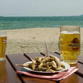 ビールに欠かせないブルガリアのカリっとした絶品おつまみ!