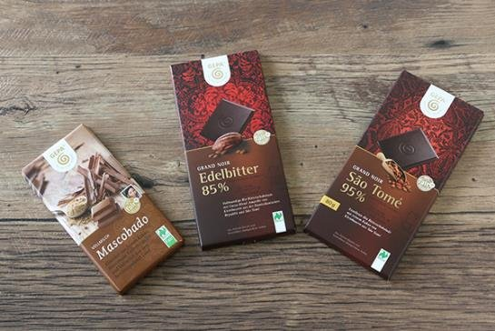 罪悪感なし!フェアトレードオーガニックカカオのチョコレート