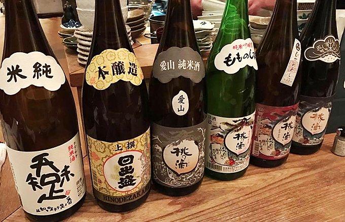 桃の節句におすすめ、お祝いの席に花を添える京都伏見・松本酒蔵の「桃の滴」