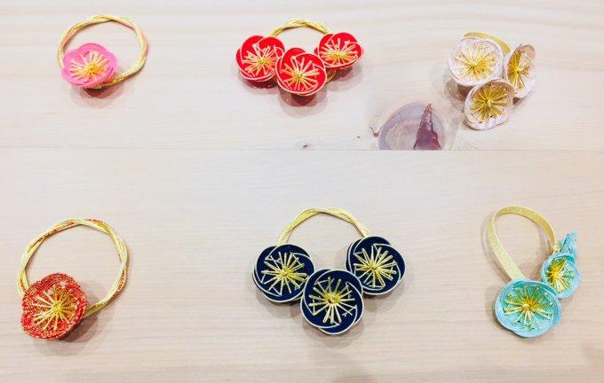 『日本橋木屋』限定・博多水引のボトルリングで華やかなテーブルの演出を!