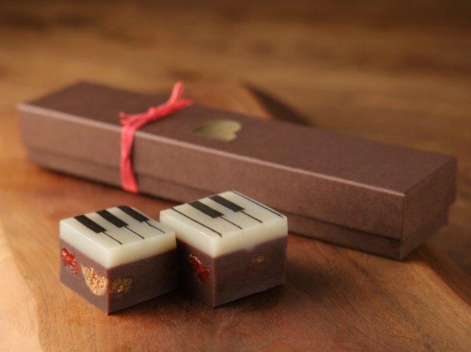 ギフトにも!チョコレート味「ジャズ羊羹 chocolat」は今だけ出合える限定品