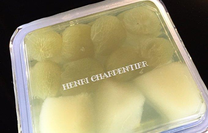 果物の宝石箱!「テリーヌゼリー」芦屋アンリ・シャルパンティエ