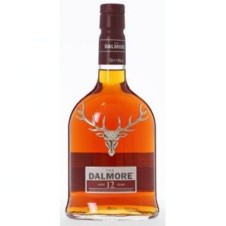 上品なボトルデザインとフルーティーな香りと味わいが魅力的な一本「ダルモア12年」