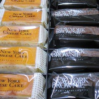 洗練されたロングセラー!チョコとチーズの口どけやさしい「グラマシーニューヨーク」