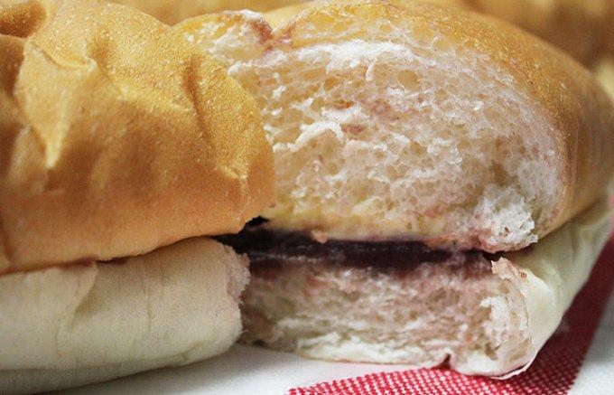 岩手のソウルフード福田パン。一番人気は「あんバター」