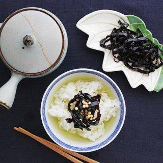 お酒の季節だから!あえて休肝日を作って、美味しいお茶漬けにこだわってみる。