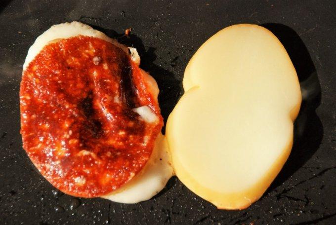 焼いて食べるチーズ!?たかすファーマーズの「カチョカヴァロ」