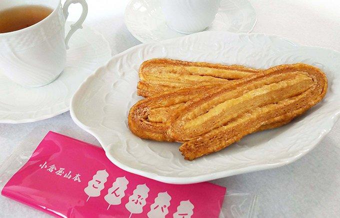 ビールにも!甘くないおつまみ感覚の大人のお菓子。大阪土産の新名物「こんぶパイ」