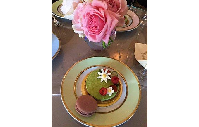 【春限定】マカロンを極めた「ラデュレ」のサロンで楽しむ「ガーデン・パーティー」
