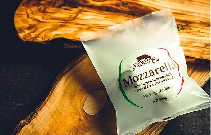 北海道の牛乳を使いイタリアの手法で造り上げたチーズに感動