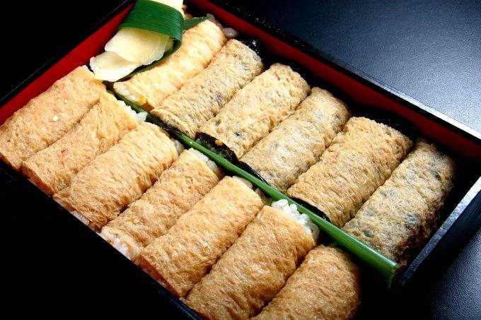 東京・銀座ならではの一歩先を行く東京土産。『なみ木』のいなり寿司