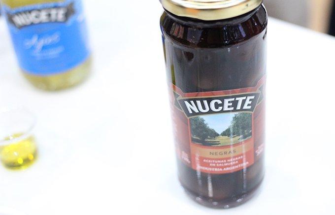 アンデスの太陽をたっぷりと受けて育ったアルゼンチン産「NUCETE」のオリーブ