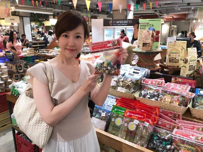 タイならではのココナッツ風味豊かな、モチモチしたお菓子「カラメー」