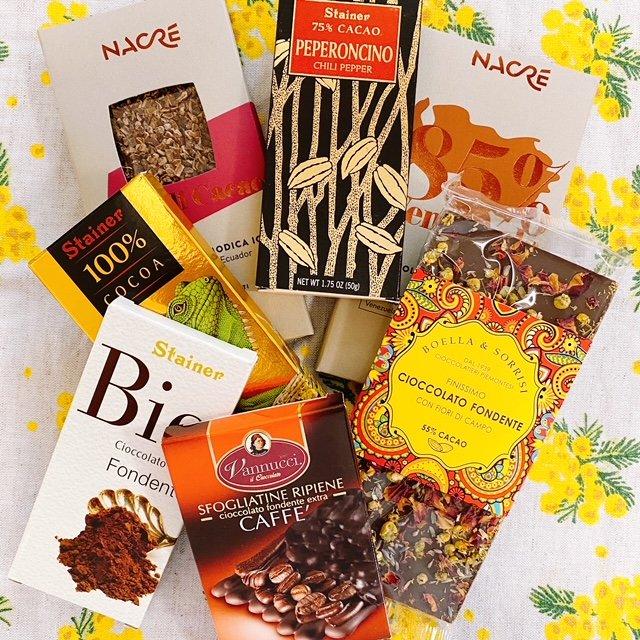イタリアはチョコレートもすごかった!「ユーロチョコレート」の魅力・その2