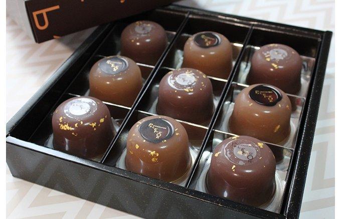 今、食べたい!贈りたい!日本を代表するショコラティエの「カカオ水ようかん」