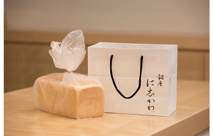 TOKYO高級食パン戦争勃発!「銀座に志かわ」が参戦!