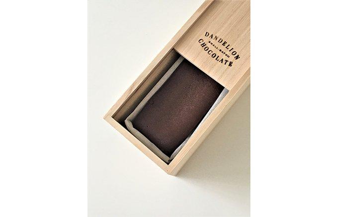 シンプルは極上!ダンデライオン・チョコレートの無添加ガトーショコラ