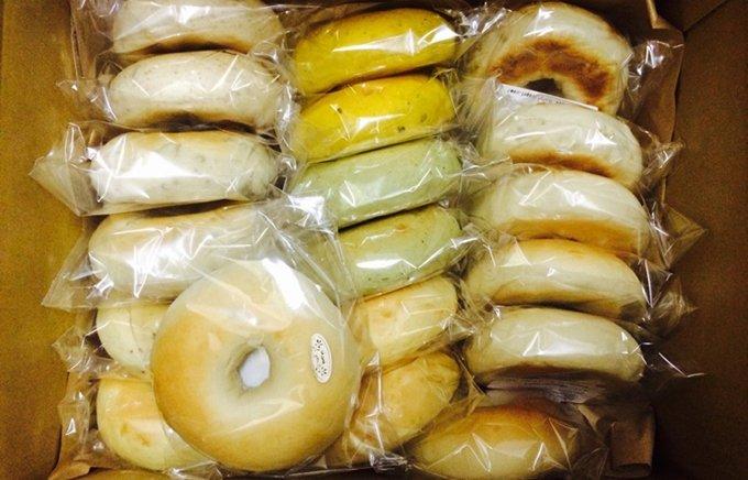 四季の旬野菜が楽しめる茨城発の手作りの安心・安全ベーグル