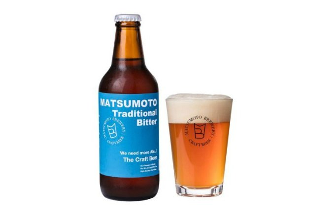 松本初のクラフトビール!柑橘系の香りが特徴の「マツモト・スマートウィートエール」