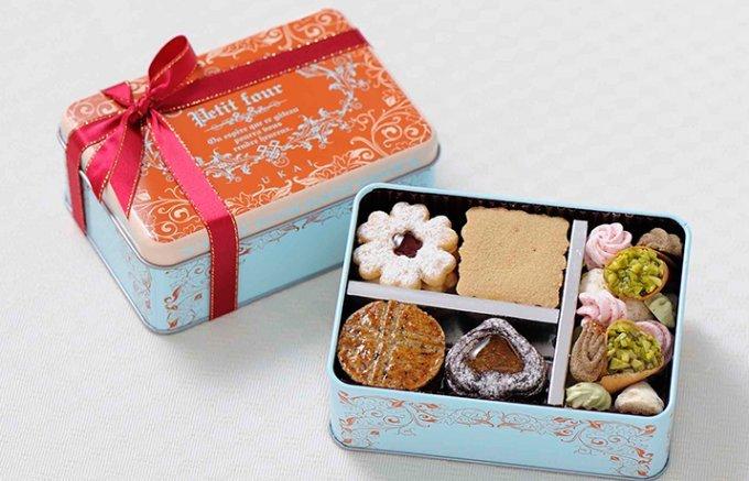 季節ごとに変化が愉しめる!旬とともに贈る手土産菓子