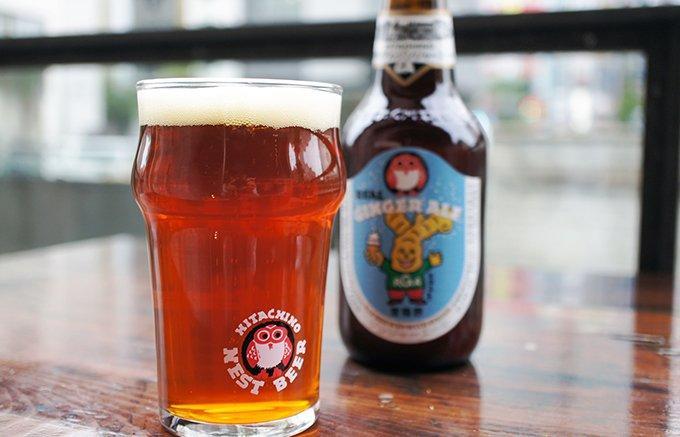 生姜マニアに嬉しい!実は「ビール」の木内酒造「リアルジンジャーエール」