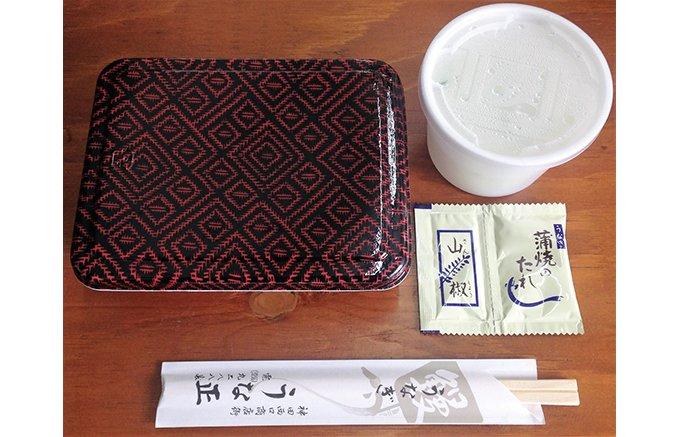 都内のコスパうなぎ店の代表、神田「うな正」の弁当