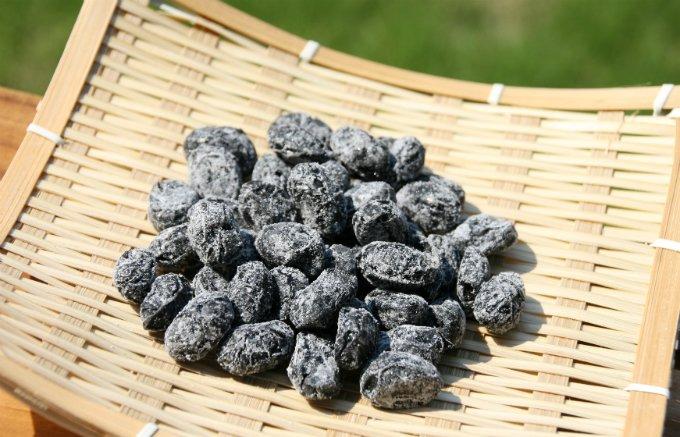 京都穴場の温泉で見つけた逸品黒豆の甘さがたまらない丹波