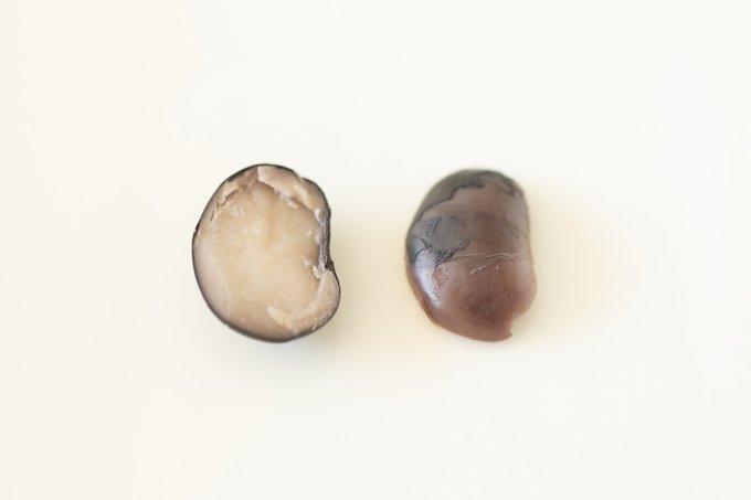 味つけナシ、そのまま素材でそのまま使える!美味しく便利な丹波種黒豆パウチ