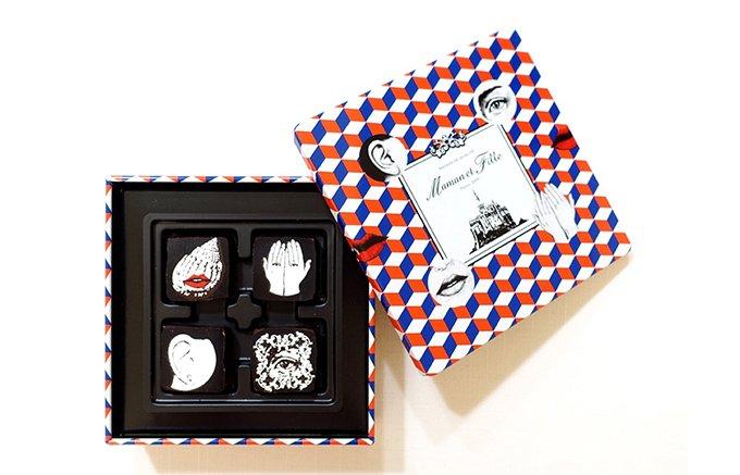 完売必至!焼き菓子の人気店『マモン・エ・フィーユ』にボンボンショコラが新登場