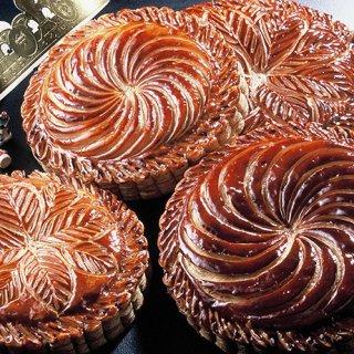 新年の運試し! フランスでは新年に食べる伝統あるお菓子ガレット・デ・ロワ