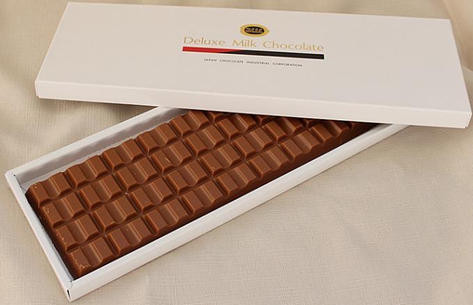 入手困難!?在庫限りで販売終了のチョコレートの組合が作る巨大板チョコ!
