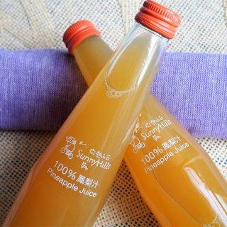 夏にこの1本!甘く熟した台湾産「パイナップルジュース」