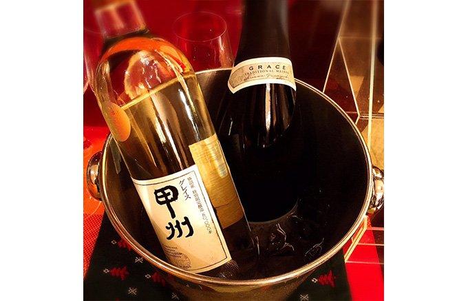 """世界に羽ばたく""""エキサイティング""""な日本ワイン『グレイス甲州』"""