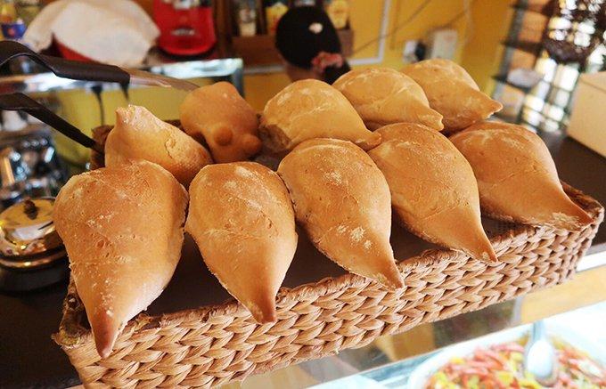 こんなところにイタリア人?プノンペンでサクサクのイタリアパン「チェリオーラ」