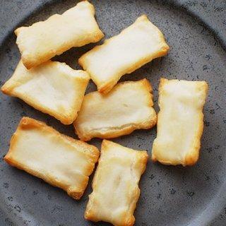 原材料は「もち米」だけ!塩も砂糖も不使用カリッカリのあられ「素焼みやこがね」