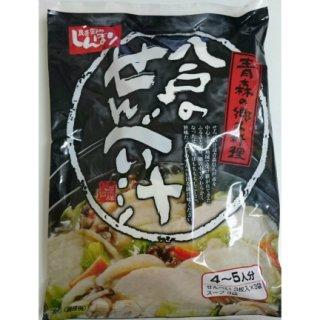 一度食べるともうヤミツキ!青森の郷土料理「せんべい汁」