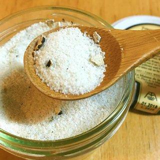 たったひと振りでトレビアンにフレンチが香り出す、魔法のトリュフ塩