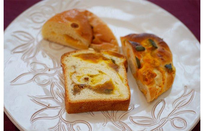 ほっこりしたい秋にぴったり!ブーランジェリー・ラ・テールの秋限定のパン