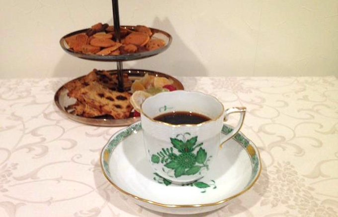 創業1940年京都の老舗のインスタントコーヒー