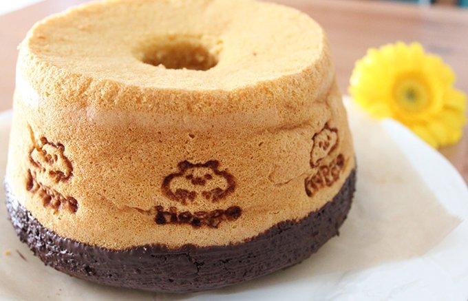 健康に気遣う方にも嬉しい!クラムワンズほっぺの「低糖質シフォンケーキ」