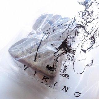 食パン専門店『Viking Bakery F』のほうじ茶&&ホワイトチョコに夢中