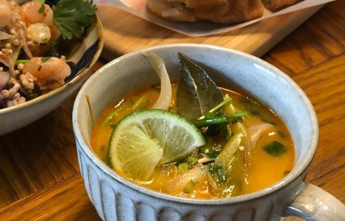 毎日暑すぎ!でも、暑いときこそ暖かいスープでホッとしましょう!