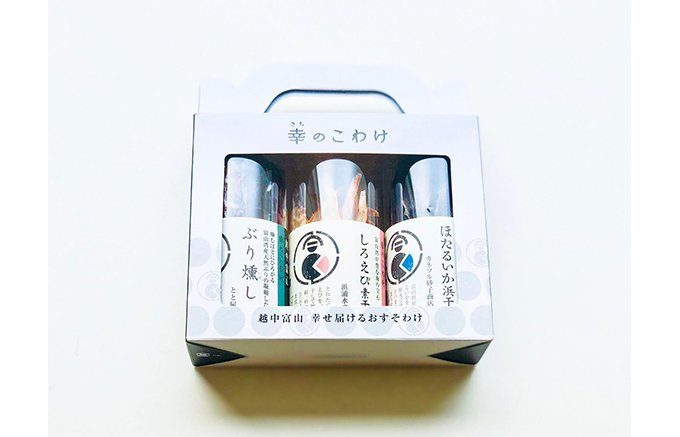 最強のお酒のお供!越中富山の「幸のこわけ」