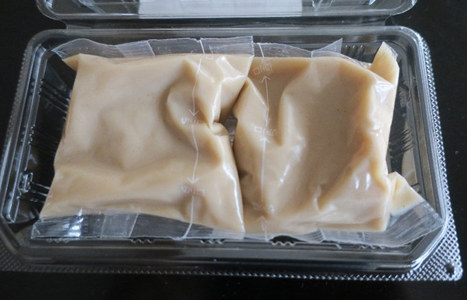 食事からデザートまで、楽しめるピーナッツ豆腐