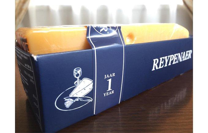 チーズ好きにおすすめ!旨み凝縮『Reypenear』の熟成ゴーダチーズ